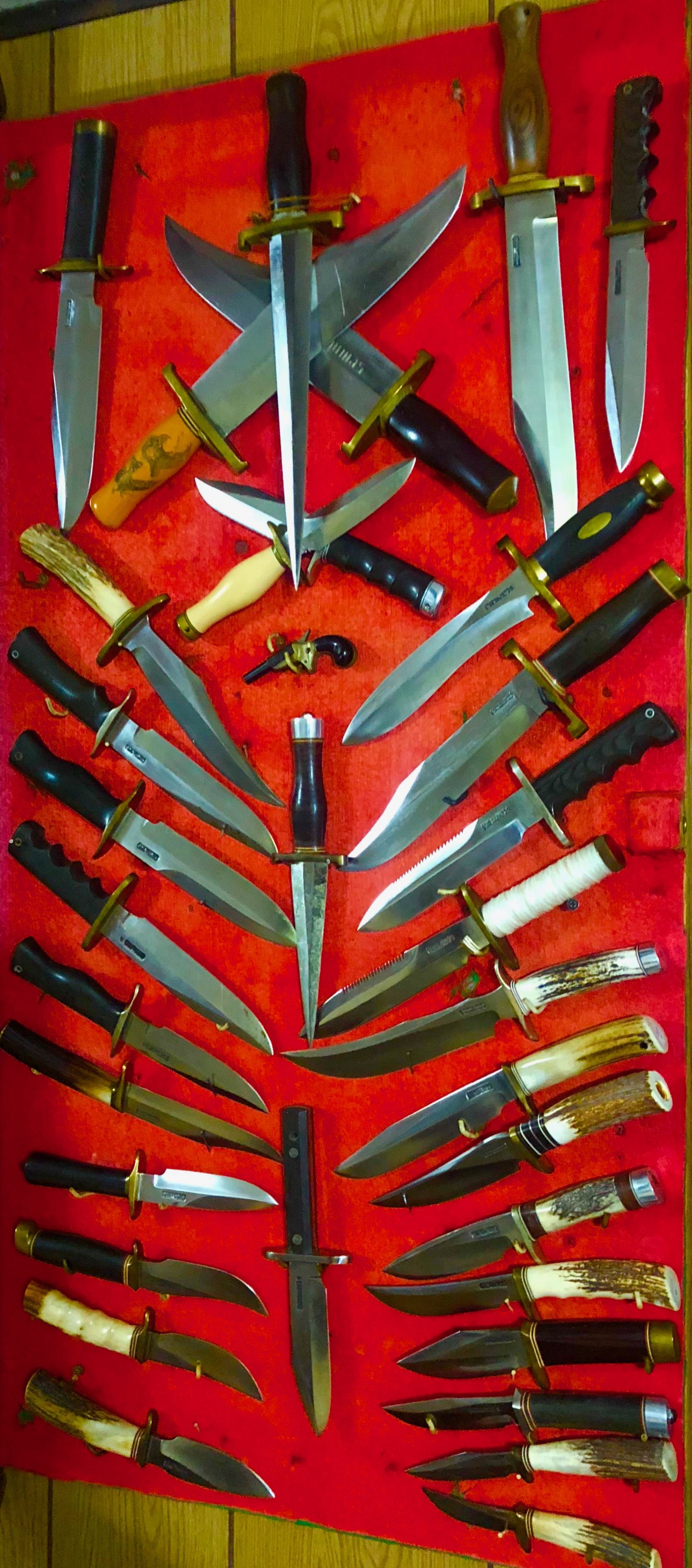 Pin By Ernest Hays On Display Cases Pinterest Messer And Kalter