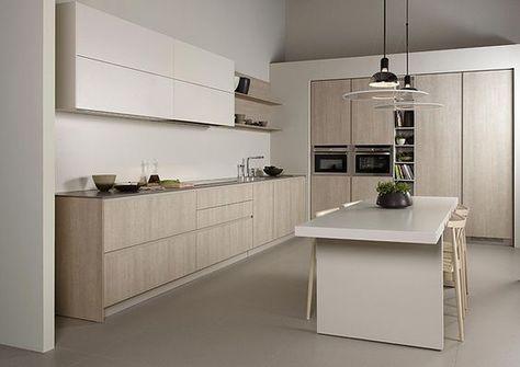 Diseños de cocinas modernas y minimalistas ideas y fotos | COCINAS ...