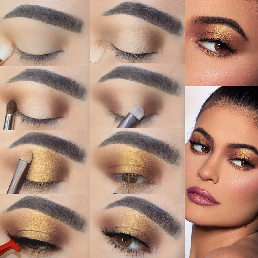 Easy Makeup Tips to Make You Look Gorgeous! in 12  Kylie makeup