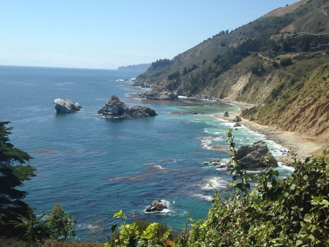 Big sir, California. Taken by: Oriana McPherson