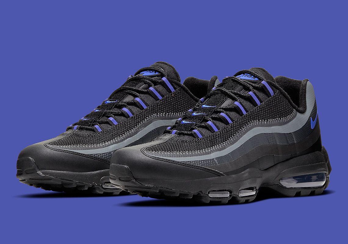 Nike Air Max 95 Ultra Black Purple