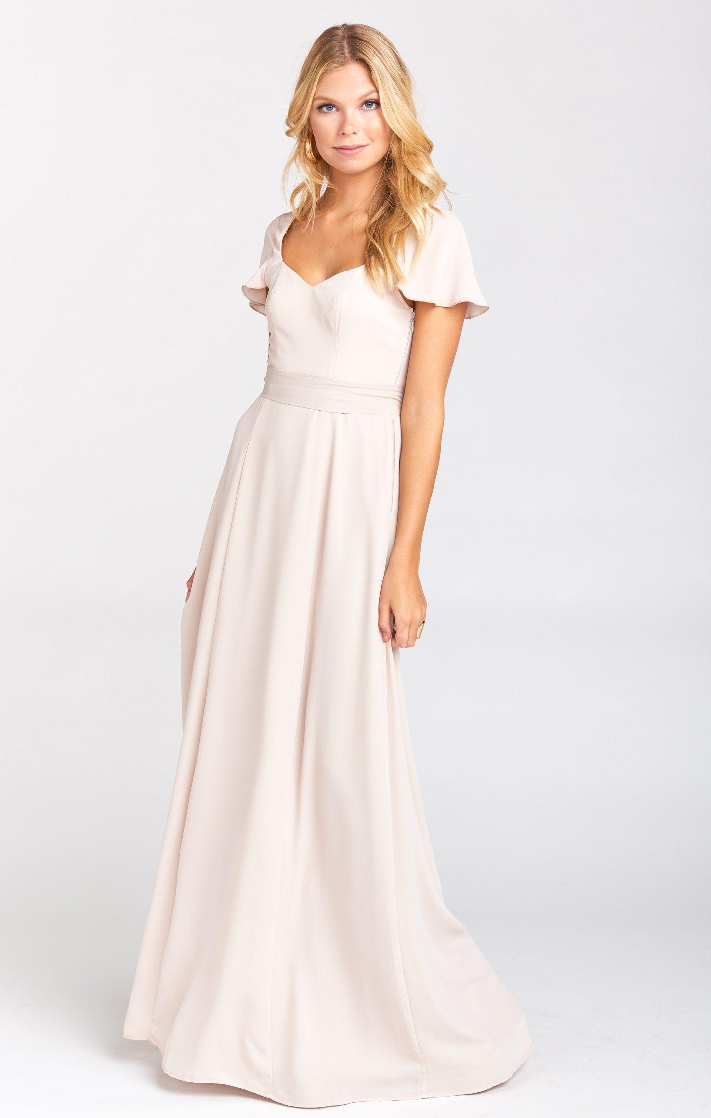 Marie Sweetheart Maxi Dress Show Me The Ring Crisp Neutral Bridesmaid Dresses Bridesmaid Dresses Dresses [ 2263 x 1440 Pixel ]