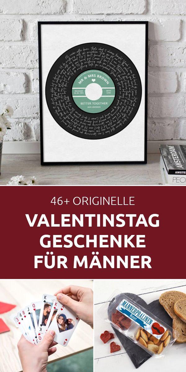 34 originelle Valentinstag Geschenke für Männer | fancy gifts