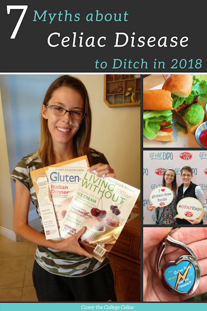 7 Common Myths about Celiac Disease to Ditch in 2018 ...