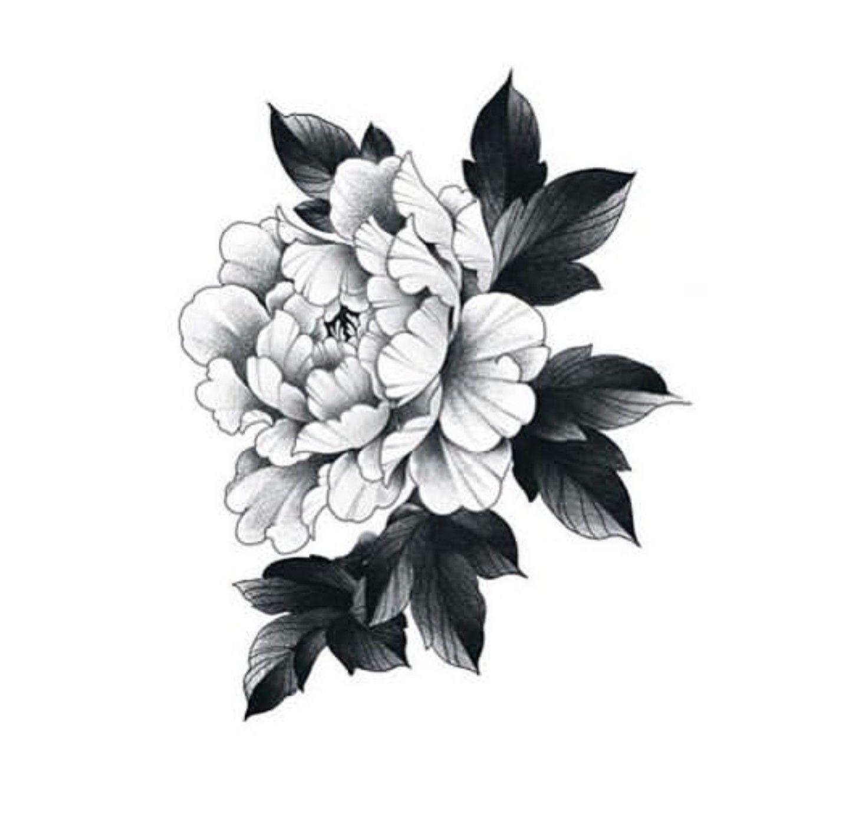 Pin De Abraxas Tattoo Em Flores Peonias Lotus E Ca Ideias De