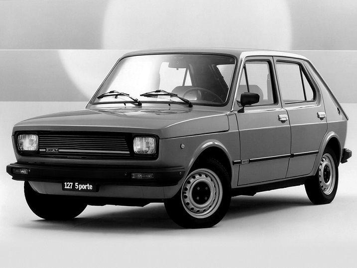 Fiat 127 5 Door 1981 1982 Com Imagens Carros Auto Fusca