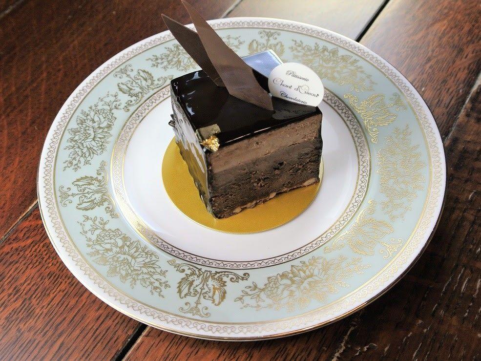 川口市 chant d oiseau シャンドワゾー でケーキを買いました 半谷範一の オレは大したことない奴 日記 ケーキ スイーツ ケーキ屋さん