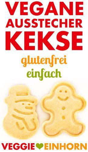 Vegane kekse ausstechen rezept