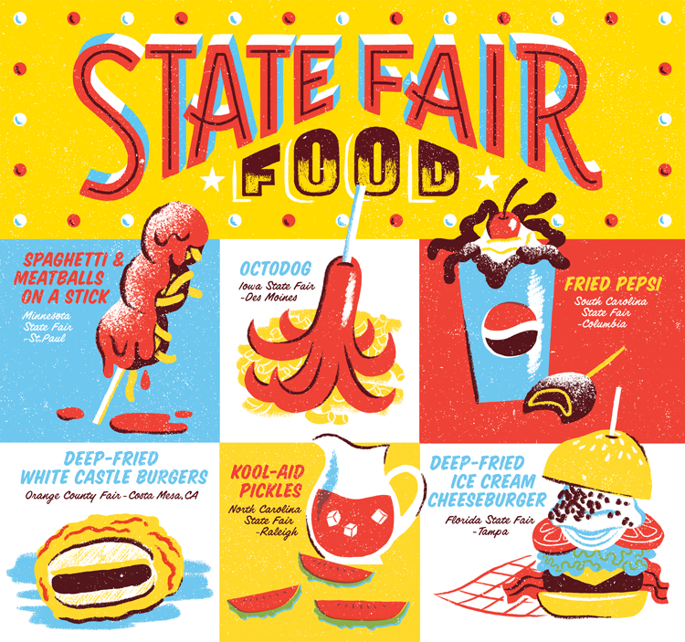 State Fair Food Brave The Woods Funnel Cake Fair Food Recipes Homemade Funnel Cake