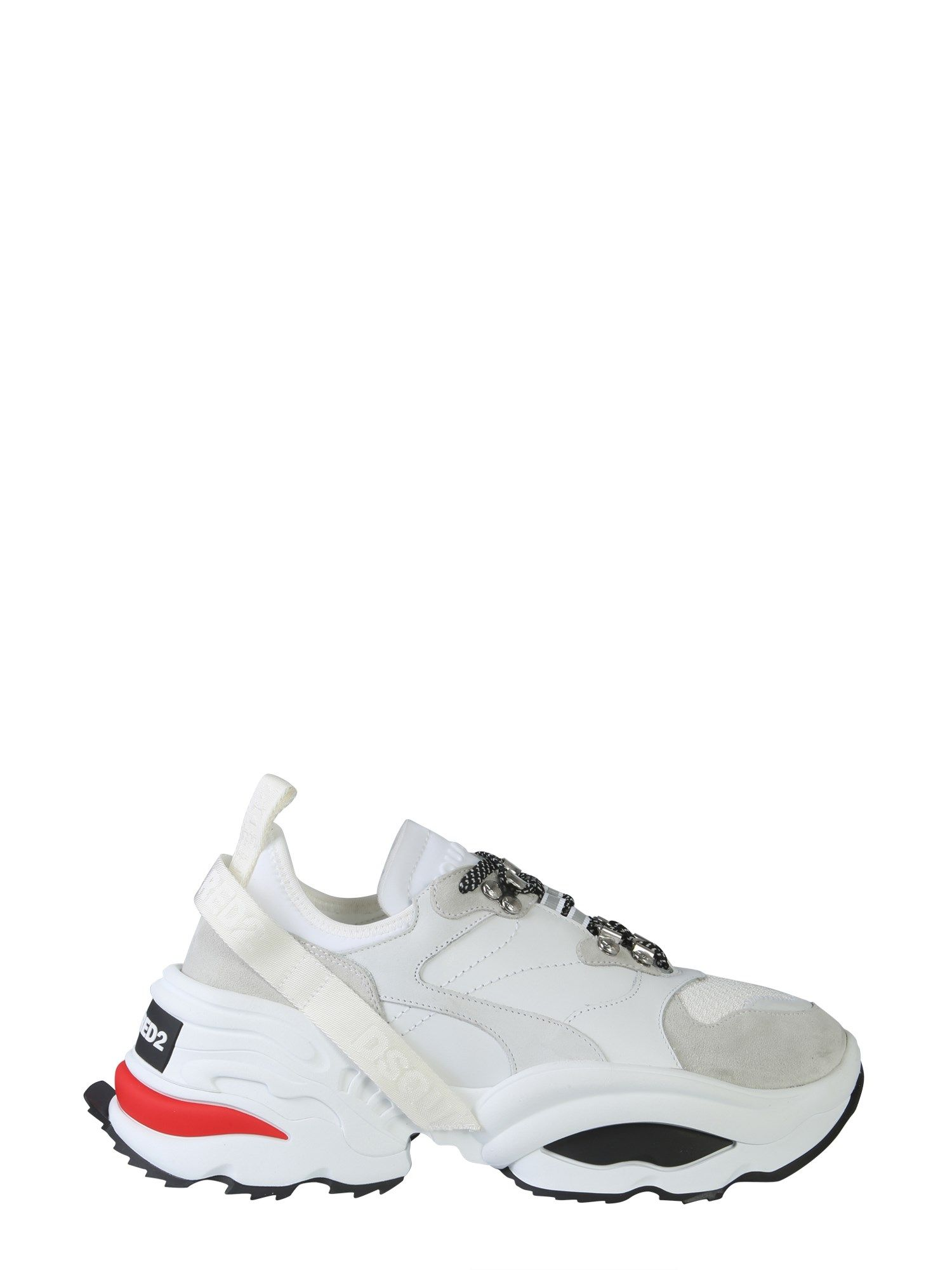 ModeSens | Leather sneakers, Sneakers