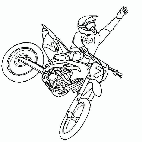 Malvorlagen Kostenlos Motorrad 7   Malvorlagen Kostenlos ...