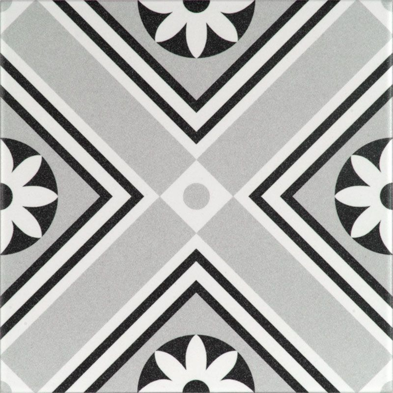 Carrelage Mur Et Sol 20x20 Cm Imitation Carreau De Ciment La