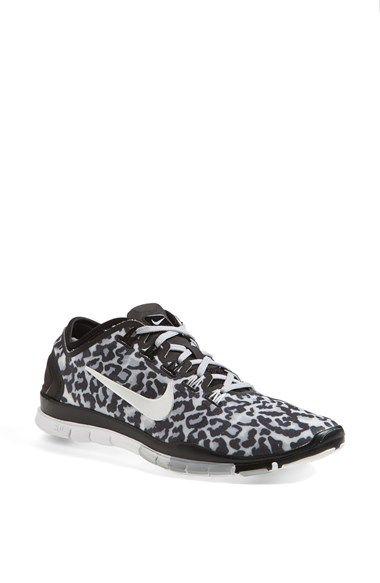 leopard nike free run nordstrom sale