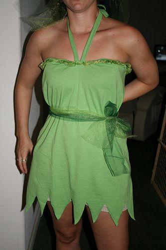 Tinkerbell Costume | Flickr - Photo Sharing! & Tinkerbell Costume | Tinkerbell Costumes and Halloween costumes