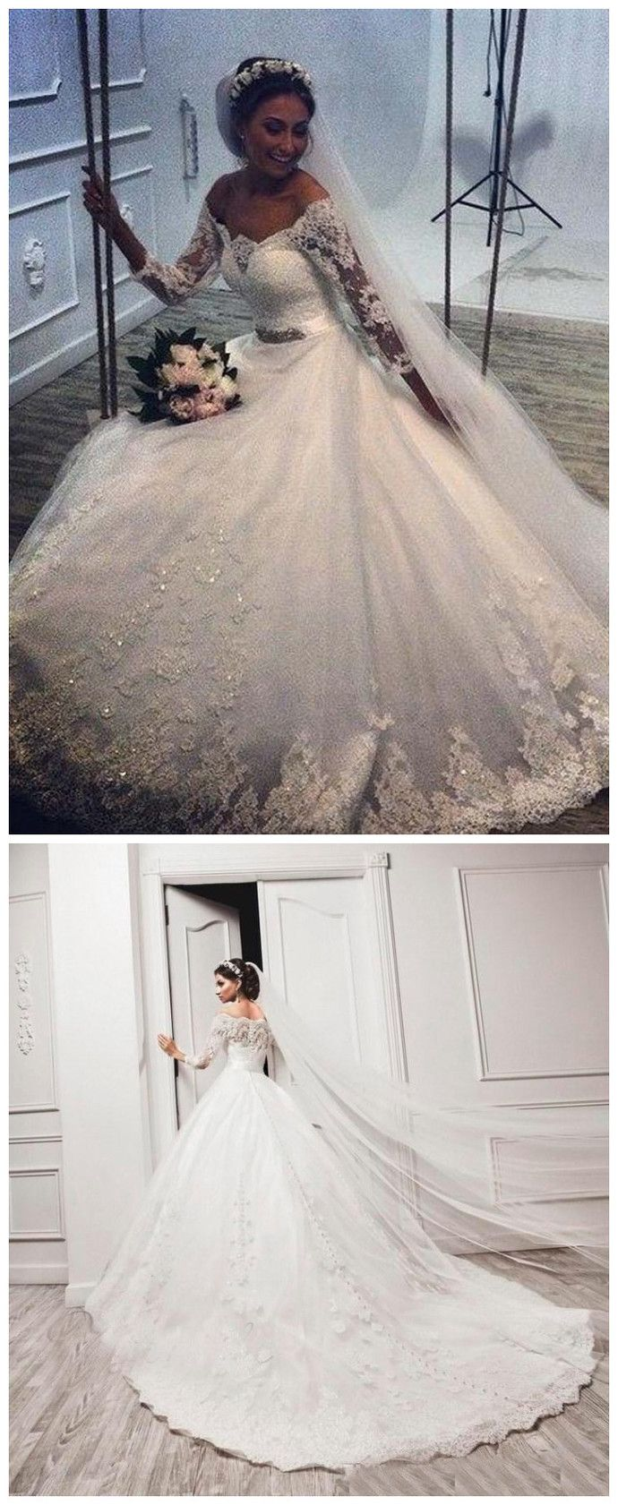Lace wedding dresses 2018 uk fans
