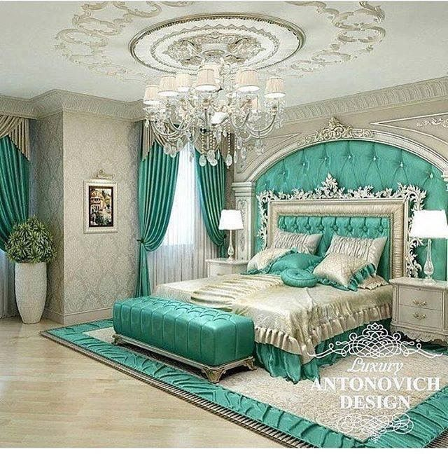 Pin By Sayyida On Awesome Decor Pinterest Luxury Interior Design Inspiration Interior Design Ideas Master Bedroom Exterior Interior