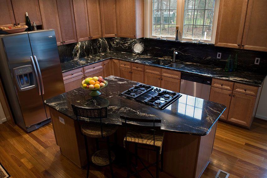 Design Tip More Cabinet And Granite Pairings Granite Grannies