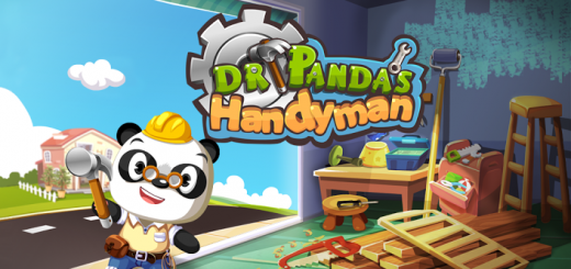 Dr  Panda's Handyman (best Android apps for kids) | BEST