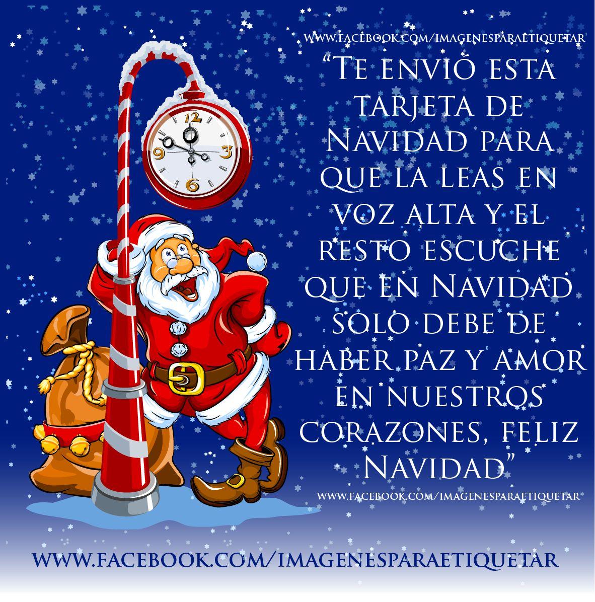 Poemas para tarjetas de navidad imgenes con frases cortas - Frases de navidad ...