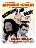 Bringing Up Baby. It's an old fashioned comedy and it's honestly quite hysterical.