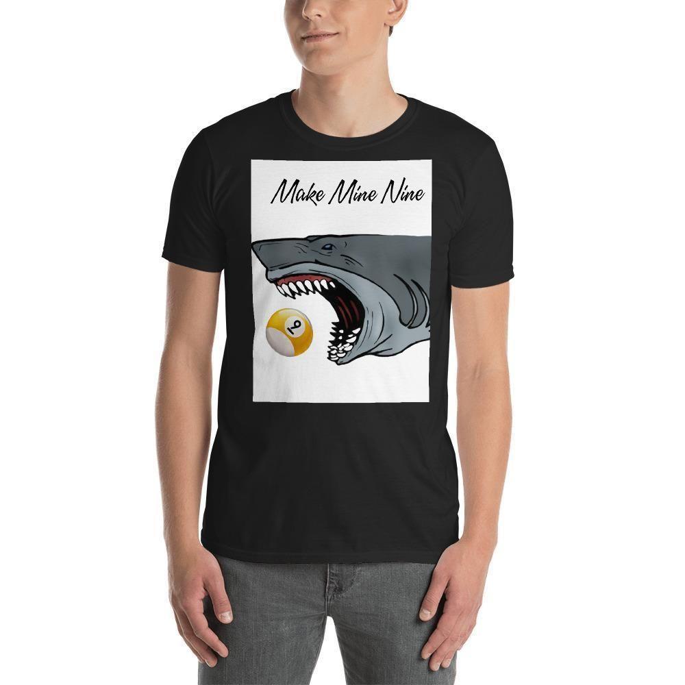 0d0b1ffdf5b5 SHARK PALACE Pool Shark T-Shirt - Shark Tshirt - Latest Shart Tshirt ideas