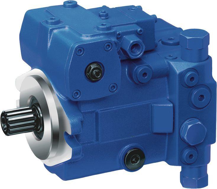 Hydraulic press channel Optima Hydraulic Motors Pump & motor