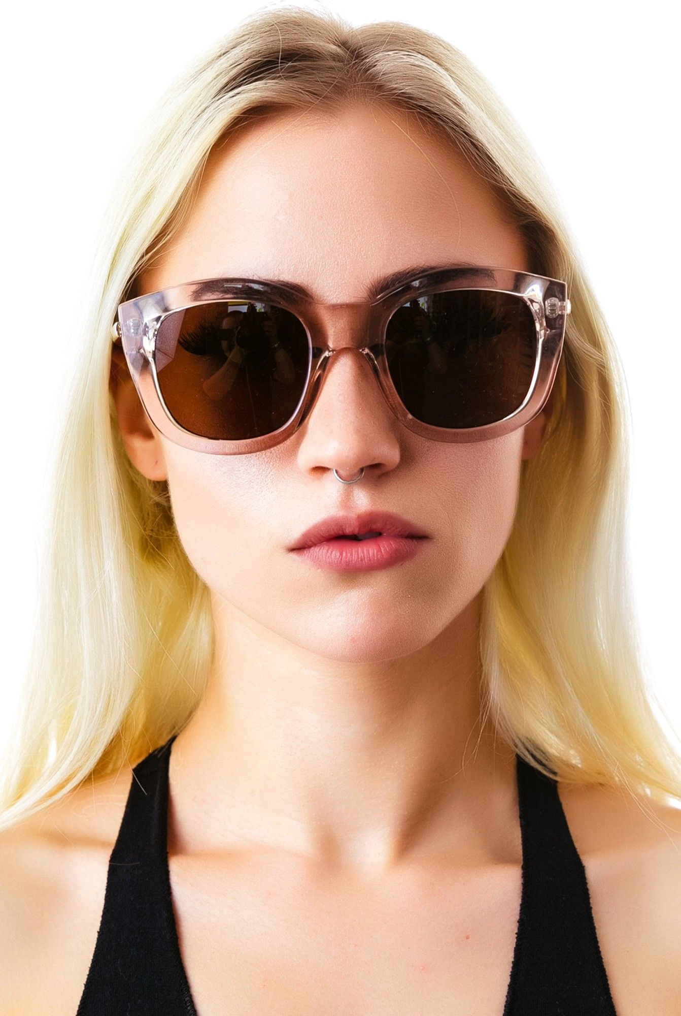 50feea271cf Le Specs Runaways Luxe Sunglasses