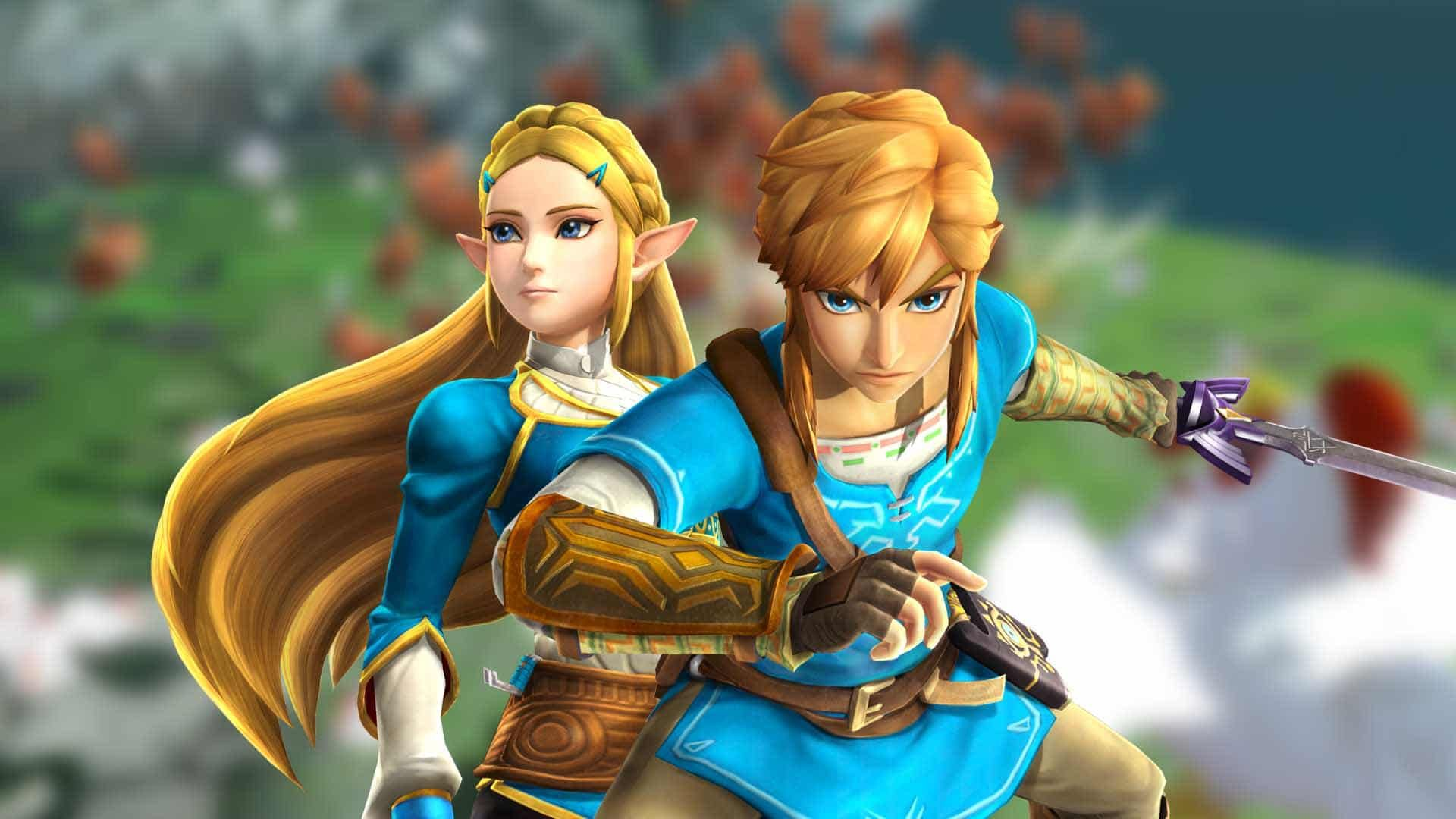 Nintendo News Nintendoreporters Hyrule Warriors Zelda Hyrule Warriors Legend Of Zelda