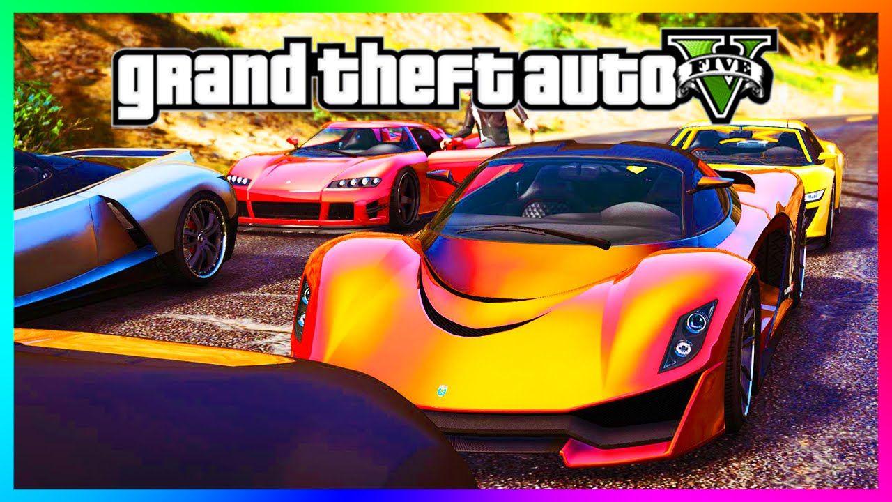 Gta 5 New Fastest Car Progen T20 Is It The Best Super Car In Gta Online Gta 5 Dlc Super Cars Fast Cars Gta Online