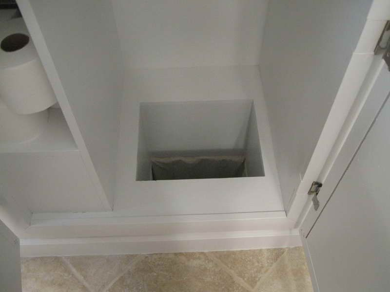 Easy Laundry Chute Door Ideas Laundry Chutes Laundry