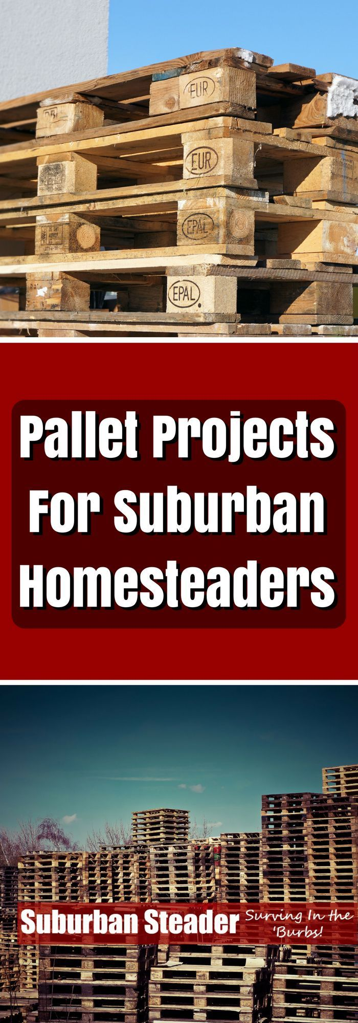 Pallet projects for suburban homesteaders pallet projects pallets pallet projects for suburban homesteaders diy solutioingenieria Images
