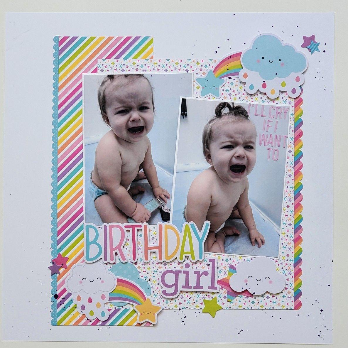 Best 12X12 Scrapbook Layout Using Doodle Bug 12X12 Scrapbook 640 x 480