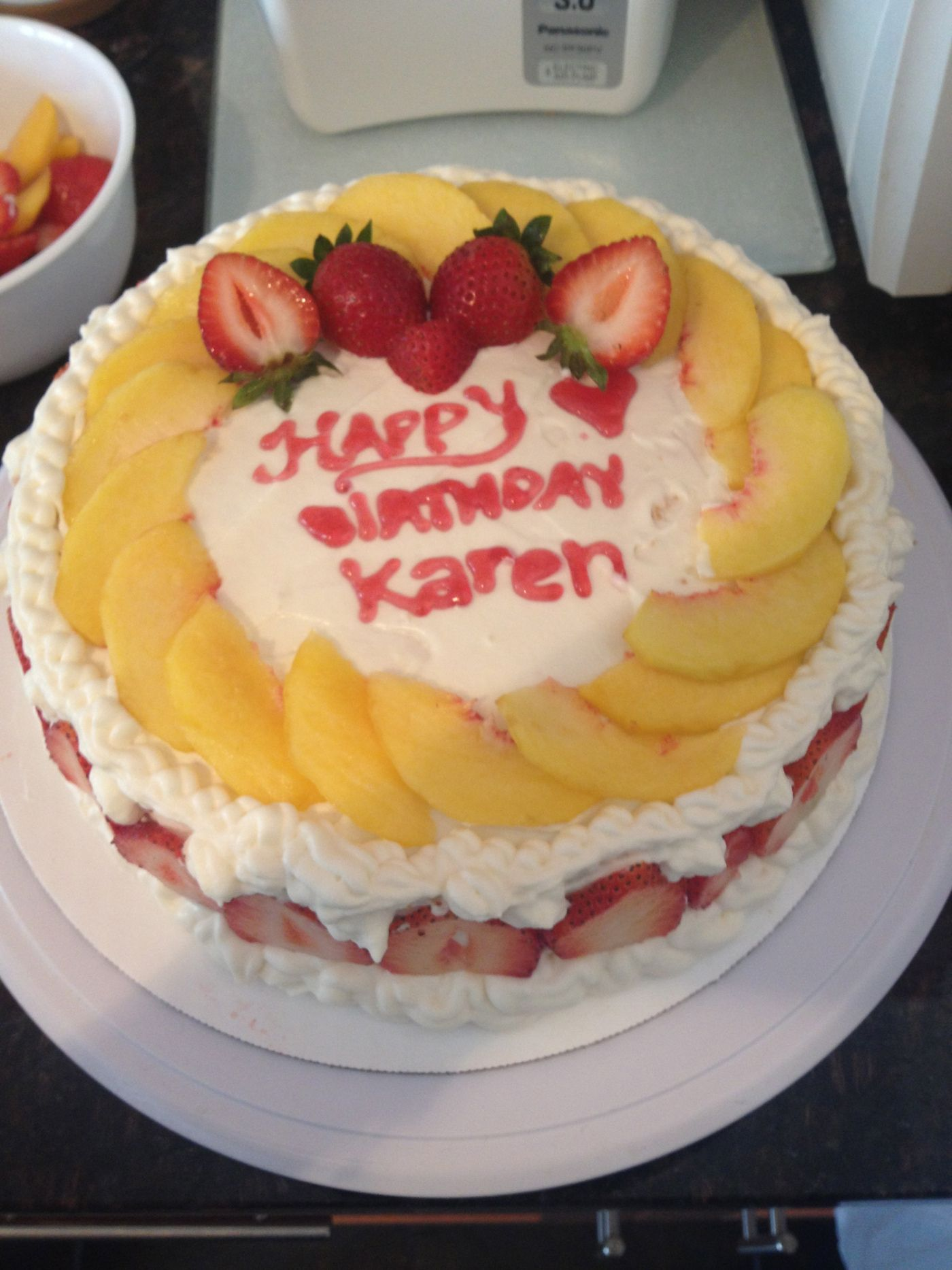 Excellent 20 Wonderful Image Of Asian Birthday Cake With Images Funny Birthday Cards Online Elaedamsfinfo