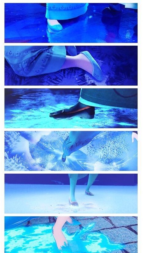 Image via We Heart It #frozen #snow #elsa