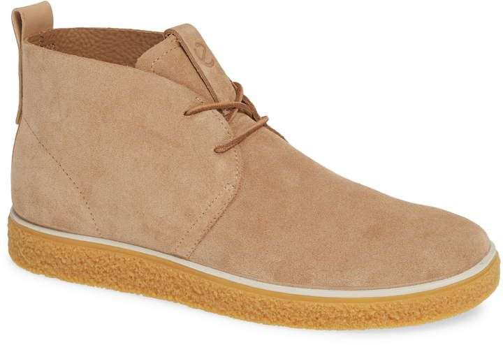 Ecco Crepetray Chukka Boot in 2019 | Boots, Shoe boots, Leather