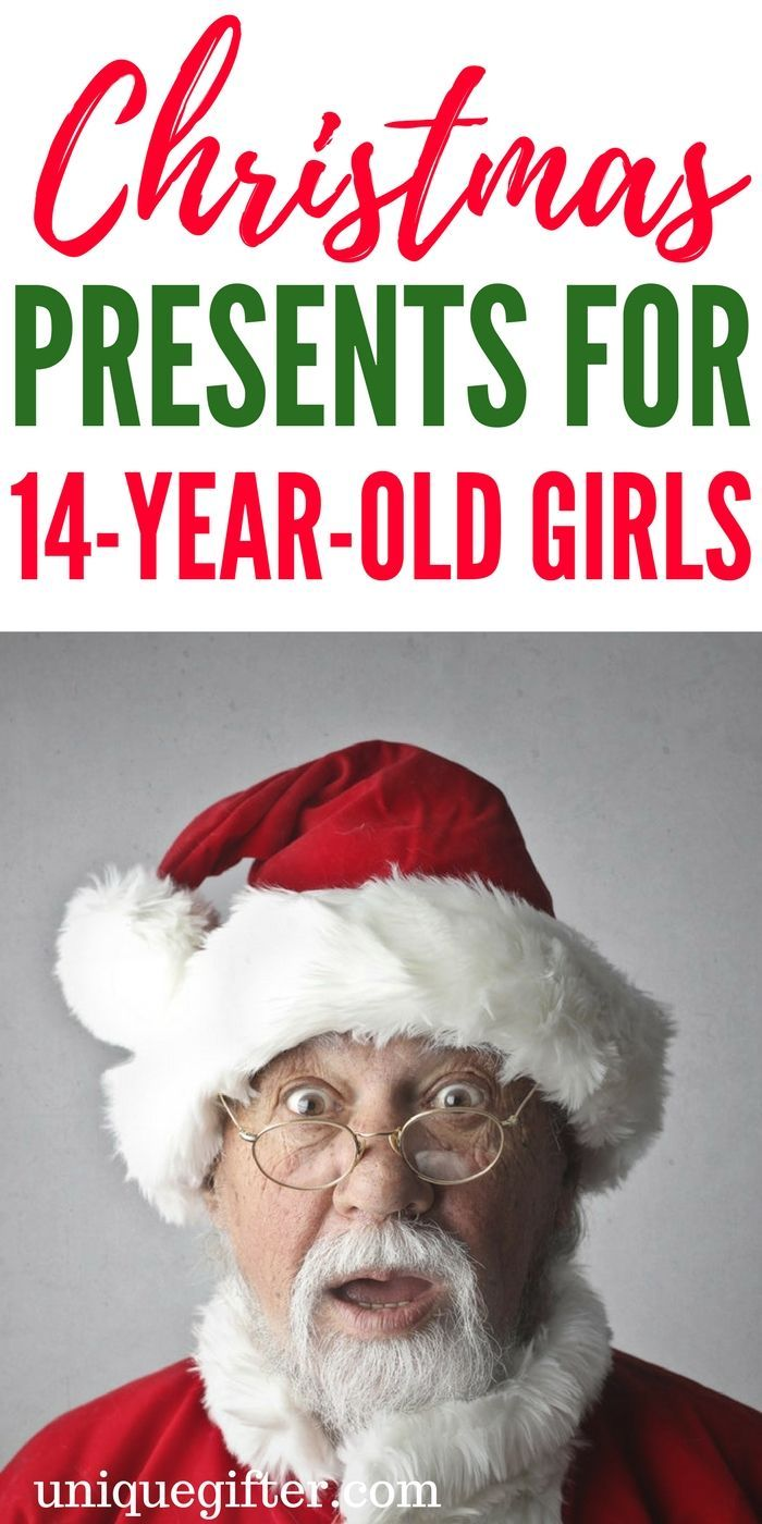 Christmas Gifts for 14 Year Old Girls | Pinterest | Christmas gifts ...
