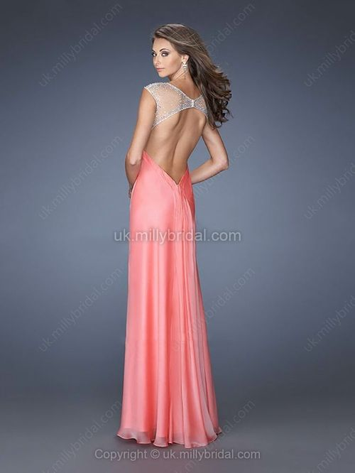 Backless Prom Dress Prom Dresses Formal Pinterest Dress Prom