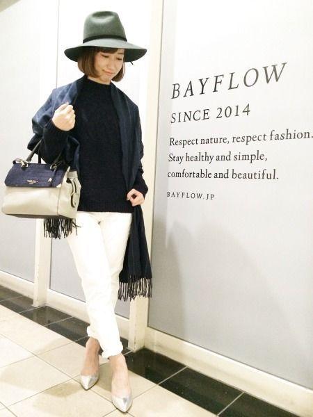 be96dddba86 スタイリング詳細 | [公式]ベイフロー(BAYFLOW)通販 | fashion | ベイ ...
