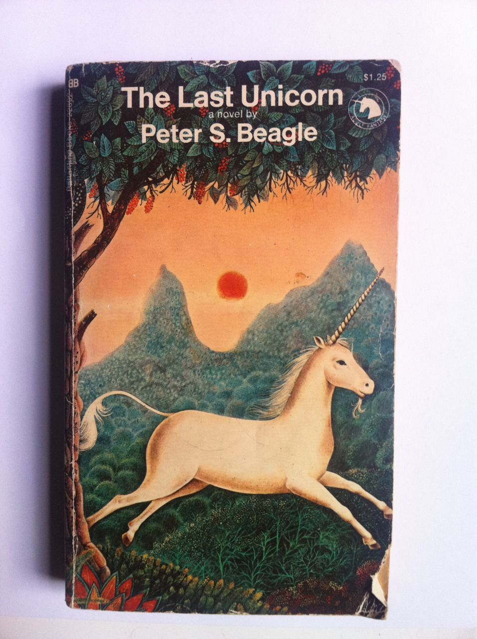 The Last Unicorn By Peter S Beagle If You Like The Princess