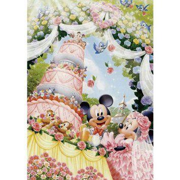 Amazon.co.jp: ディズニー 1000ピース スイート ウェディング ドリーム D-1000-368: おもちゃ