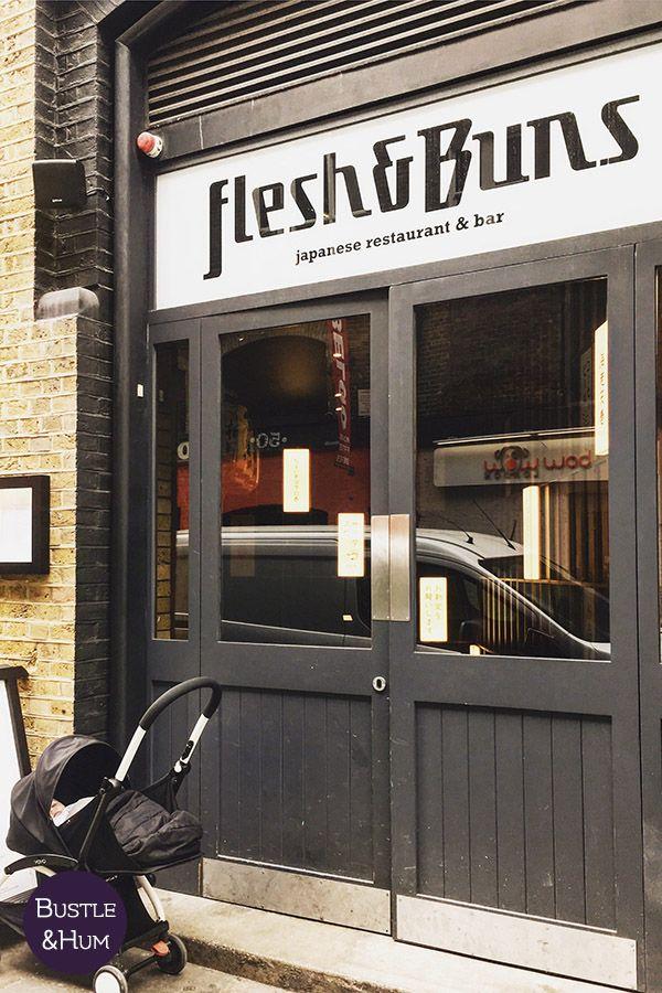 Flesh & Buns in Covent Garden, London BabyFriendly