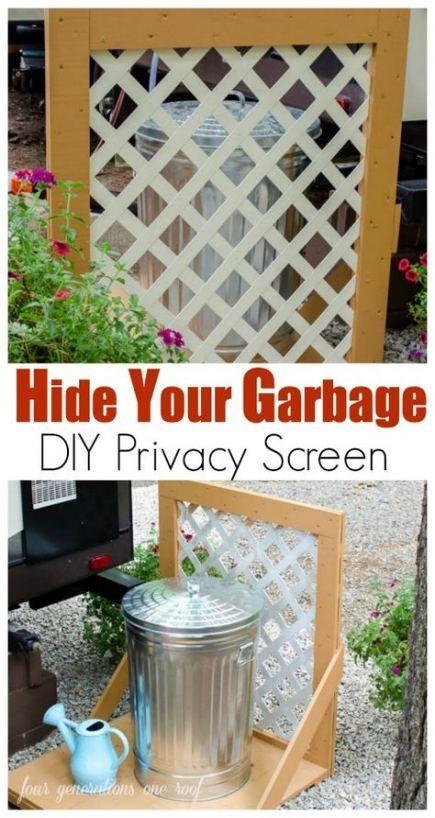 27 Trendy balcony privacy screen diy lattices #balconyprivacyscreen