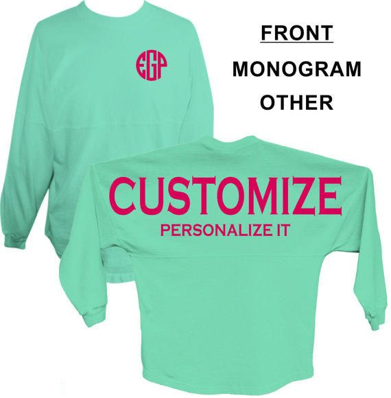 School Spirit, Game Day, Football Jersey : Customize, Personalize, Bridal Party, Sorority, Greek, Gift WITH Left Chest Front
