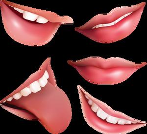 Pack De Labios Y Bocas Png Para Photoshop Gratis Lips Drawing Lips Mouth