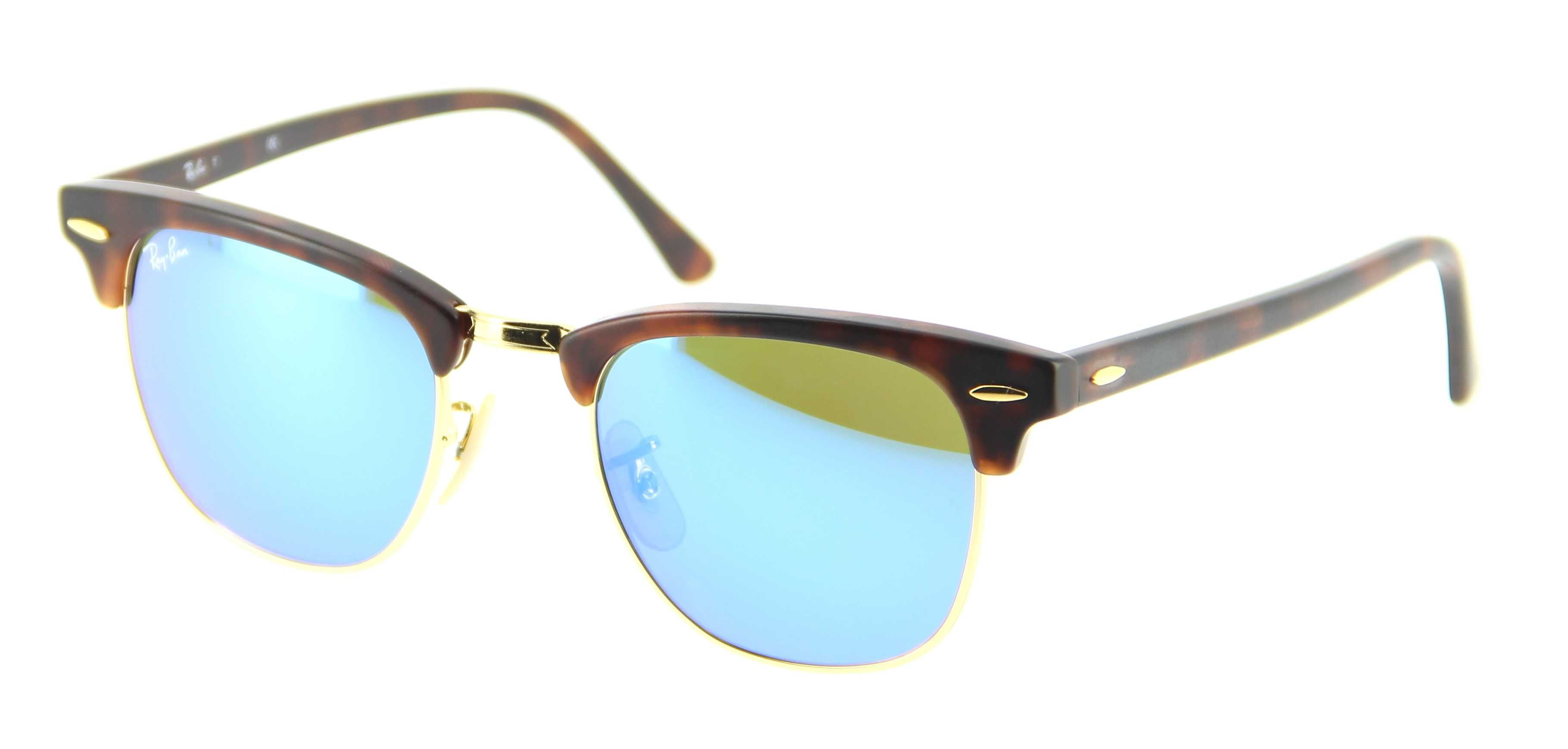 lunettes de soleil ray ban homme clubmaster