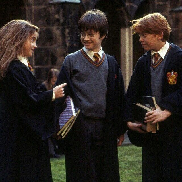 Harry Potter original uniforms year one