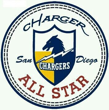 San Diego Chargers Nfl Heritage Series Official Retro Logo C 1960 Poster Costacos Sports San Diego Chargers Los Angeles Chargers Chargers Football