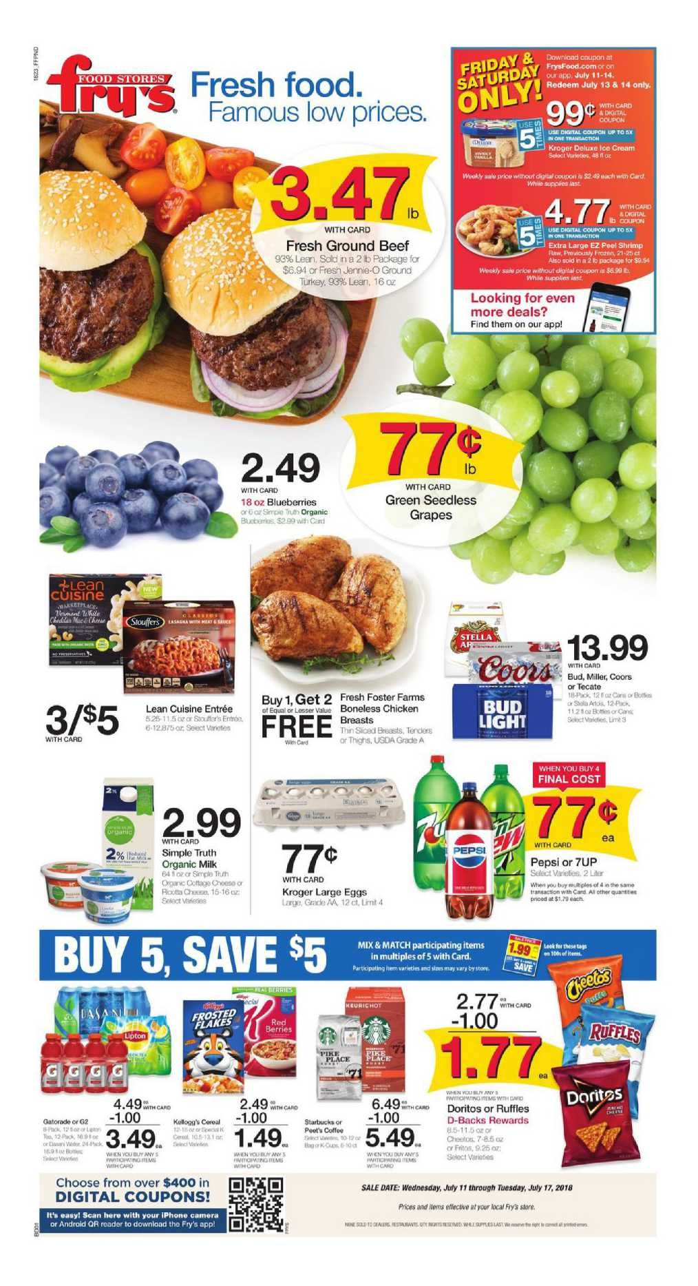frys coupons grocery