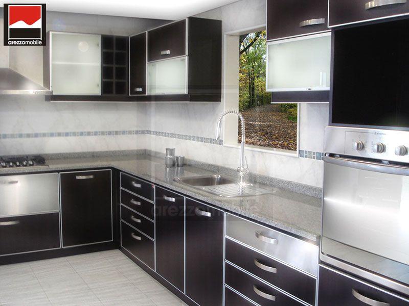 Amoblamiento de cocina modernos buscar con google for Muebles de cocina modernos precios