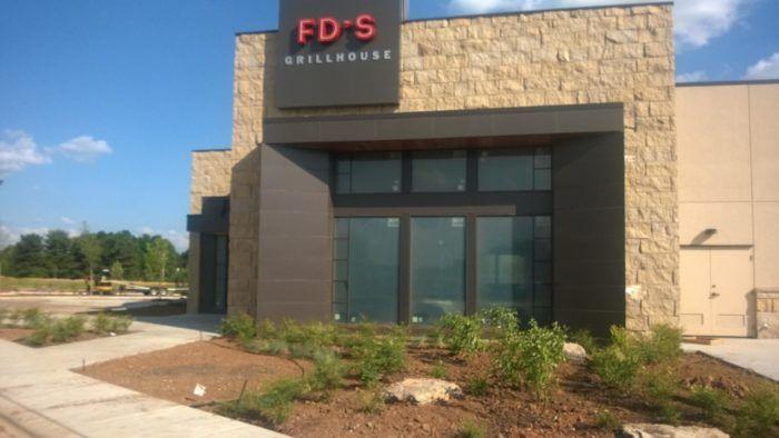 6. FD's Grillhouse - Springfield